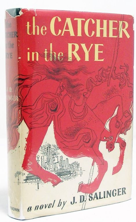 a comparison of the catcher in the rye by jd salinger and pygmalion by george bernard shaw English 9: the catcher in the rye, by jd salinger english 10: 1984 shaw, george bernard pygmalion androcles and the lion shute, nevil on the beach.